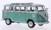 Volkswagen T1 miniature Samba turkis/beige 1959