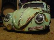 Volkswagen Kafer coxinelle rat style