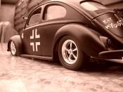 Volkswagen Kafer   cox stuka bug Solido