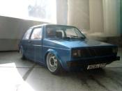 Volkswagen Golf 1 GTI calandre phare us et felgen ats