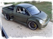 Volkswagen New Beetle pick-up Burago tuning