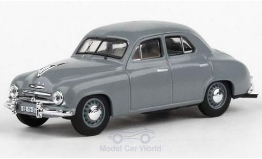 Skoda 120 1/43 Abrex 1 grise 1956 miniature