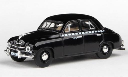 Skoda 120 1/43 Abrex 1 Taxi 1956 coche miniatura