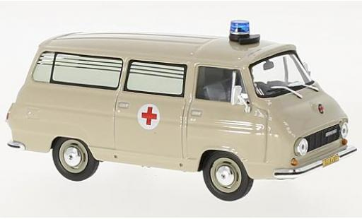 Skoda 1203 1/43 Abrex 1974 ambulance miniature