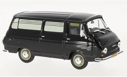 Skoda 1203 1/43 Abrex 1974 Corbillard miniature