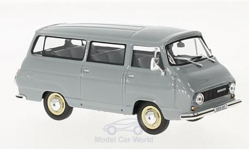 Skoda 1203 1/43 Abrex Mikrobus grise 1974 miniature