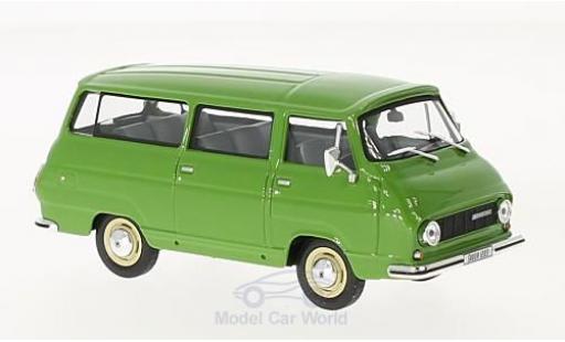 Skoda 1203 1/43 Abrex Mikrobus verte 1974 miniature