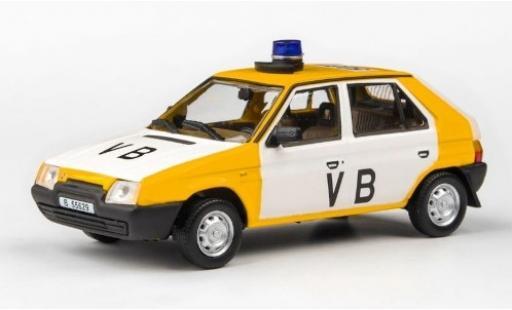 Skoda Favorit 1/43 Abrex 136L Verejna Bezpecnost (CZ) 1988 miniature
