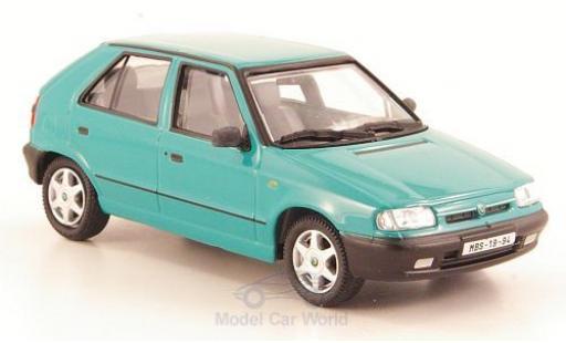 Skoda Felicia 1/43 Abrex 1.3 GLXi verte 1994 miniature