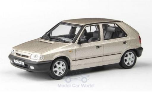 Skoda Felicia 1/43 Abrex 1.3 GLXi métallisé beige 1994 miniature