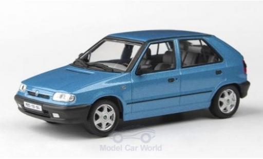 Skoda Felicia 1/43 Abrex 1.3 GLXi métallisé bleue 1994 miniature