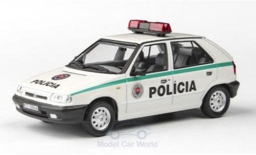 Skoda Felicia 1/43 Abrex 1.3 GLXi Polizei Slowakische Republik 1994 miniature