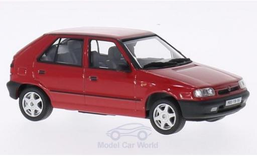 Skoda Felicia 1/43 Abrex 1.3 GLXi rouge 1994 miniature