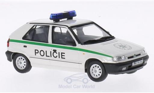 Skoda Felicia 1/43 Abrex Policie Ceske Republiky 1994 miniature