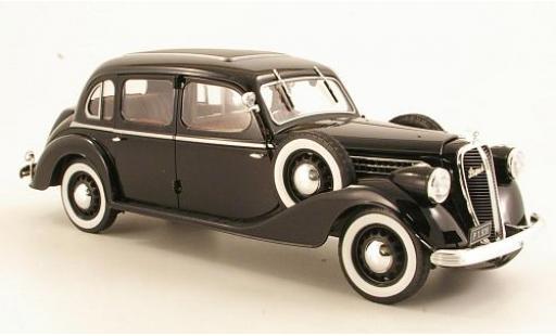 Skoda Superb 1/18 Abrex 913 noire 1938 miniature