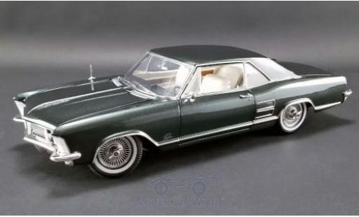 Buick Riviera 1/18 ACME verte 1963 miniature