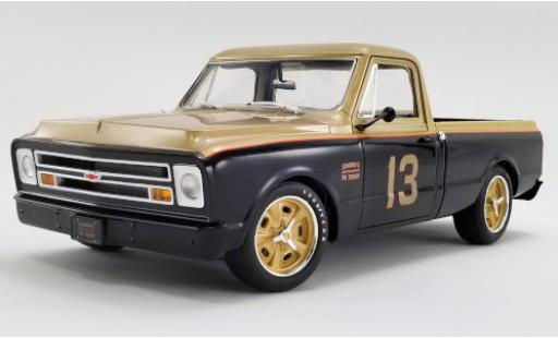 Chevrolet C-10 1/18 ACME Shop Truck Smokey Yunick 1967 No.13 diecast model cars