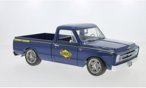 Chevrolet C-10 1/18 ACME Sunoco 1967 miniature