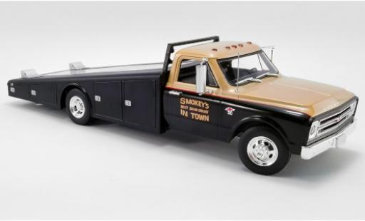 Chevrolet C-30 1/18 ACME Ramp Truck Smokey Yunick Racing 1967 diecast model cars