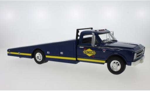 Chevrolet C-30 1/18 ACME Ramp Truck Sunoco 1967 miniature