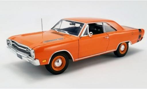 Dodge Dart 1/18 ACME GTS 440 orange/Dekor 1969 miniature