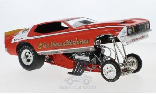 Ford Mustang 1/18 ACME Funny Car No.799 Parnelli Jones D.Ongais miniature