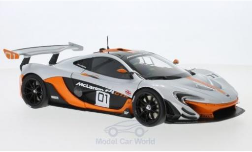 McLaren P1 1/18 Almost Real GTR Design Concept 2015 miniature