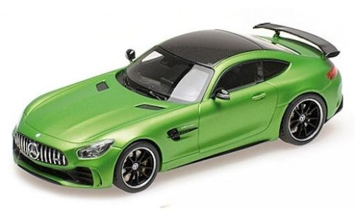 Mercedes AMG GT 1/43 Almost Real R matt-verde 2017 miniatura