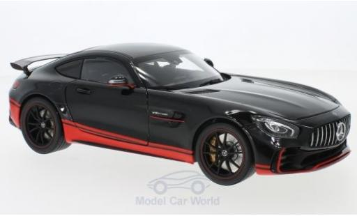 Mercedes AMG GT 1/18 Almost Real R noire/rouge 2017 miniature