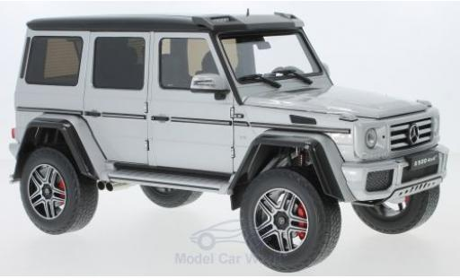 Mercedes Classe G 1/18 Almost Real G500 4x4 grise miniature