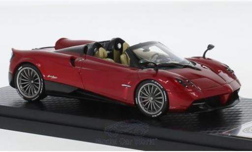 Pagani Huayra 1/43 Almost Real Roadster metallise rouge 2017 miniature