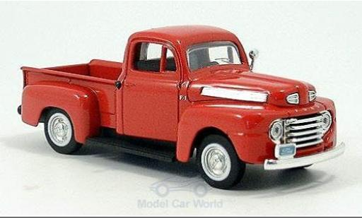 Ford F-1 1/43 American Mint/Yat Ming Pick Up rouge 1948 miniature