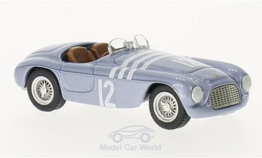 Ferrari 166 1952 1/43 Art Model MM Barchetta No.12 GP Schweden 1952 Chassis 0014 V.Stener miniature