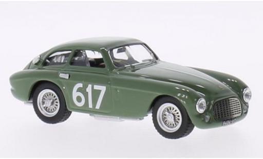 Ferrari 212 1/43 Art Model Export Berlinetta RHD No.617 Mille Miglia 1953 G.Gerini/L.Donazzolo miniature