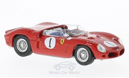 Ferrari 246 1/43 Art Model SP RHD No.1 3h Daytona 1962 P.Hill/R.Rodriguez miniature