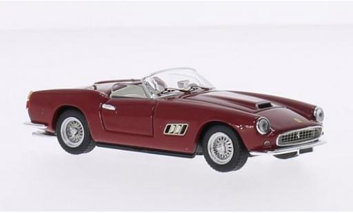 Ferrari 250 1/43 Art Model California rouge miniature