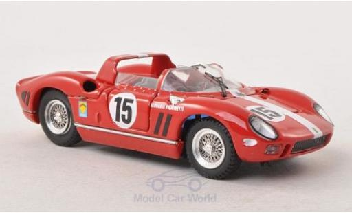 Ferrari 330 1/43 Art Model P No.15 Scuderia Filipinetti 24h Le Mans 1964 T.Spychinger/H.Müller miniature