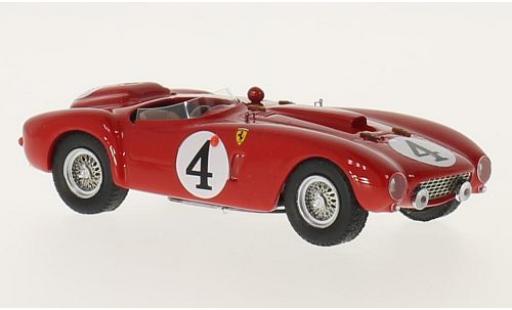 Ferrari 375 1/43 Art Model Plus RHD No.4 24h Le Mans 1954 châssis 0396 J.F.Gonzalez/M.Trintignant miniature