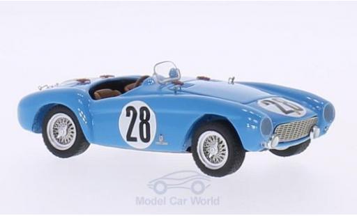 Ferrari 500 Mondial 1/43 Art Model Mondial RHD No.28 12h Reims 1954 F.Picard/C.Pozzi miniature
