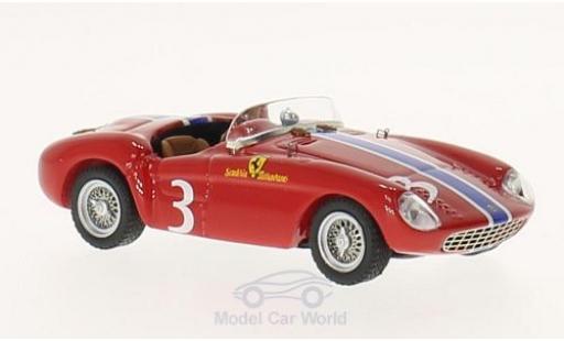 Ferrari 500 Mondial 1/43 Art Model RHD No.3 Scuderia Parravano Palm Springs 1955 B.Kessier miniature