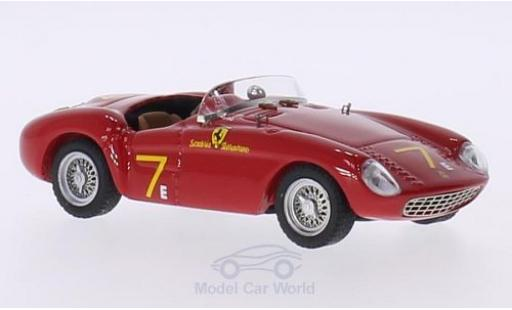 Ferrari 500 Mondial 1/43 Art Model Mondial RHD No.7 Scuderia Parravano Santa Barbara 1955 B.Kelsey miniature