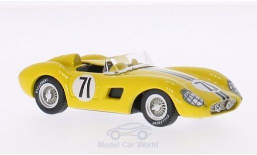 Ferrari 500 TRC 1/43 Art Model TRC RHD No.71 Sebring 1958 P.de la Mesa/S.Gonzalez/A.Gomez-Mena miniature