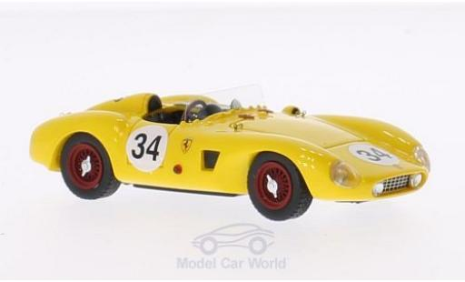 Ferrari 625 1/43 Art Model LM RHD No.34 Scuderia Nassau 1956 R.Publicker miniature