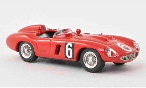 Ferrari 750 1/43 Art Model Monza No.6 10h Messina 1955 E.Castellotti/M.Trintignant miniature