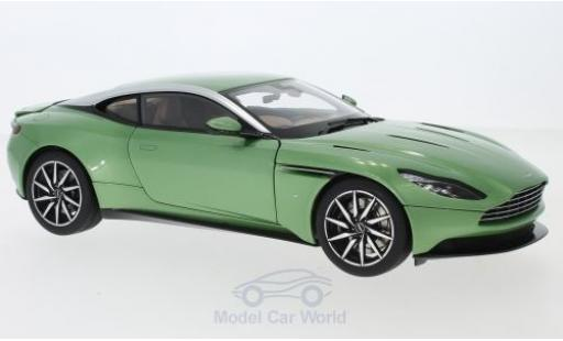 Aston Martin DB1 1/18 AUTOart 1 mettalic grün RHD 2017 modellautos