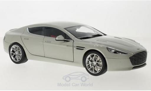 Aston Martin Rapide 1/18 AUTOart S grise 2015 miniature