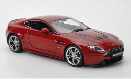 Aston Martin V12 1/18 AUTOart Vantage red 2010 diecast model cars