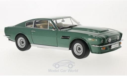 Aston Martin V8 Vantage 1/18 AUTOart metallise verte RHD 1985 miniature