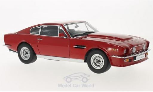 Aston Martin V8 Vantage 1/18 AUTOart rouge RHD 1985 miniature