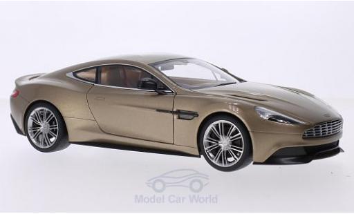 Aston Martin Vanquish 1/18 AUTOart metallic-bronze RHD 2015 miniature